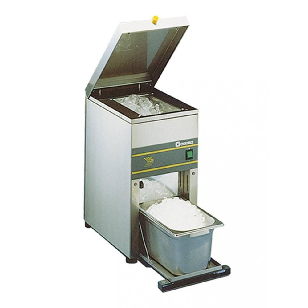 Ijsvergruizer - H 49 x 24 x 43 CM - 20.9 KG - 220 - 240 V - 200 W - RVS - TecnoInox - 502500