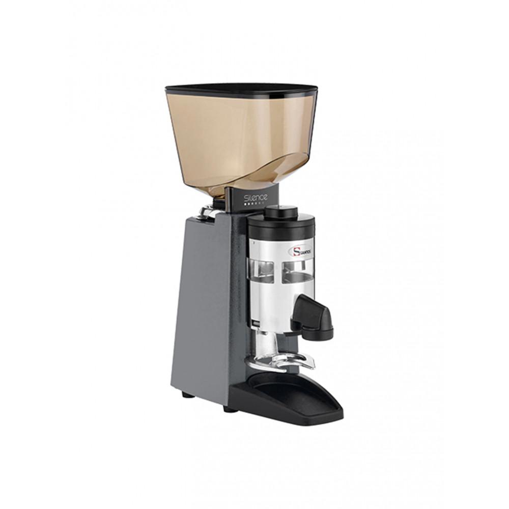 Koffiemolen - H 58 x 19 x 39 CM - 14 KG - 220 - 240 V - 360 W - Aluminium - Santos - 408004