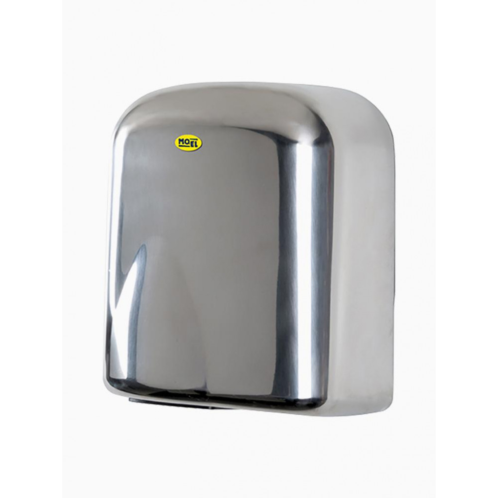 Handendroger - H 25.5 x 21.8 x 16 CM - 2.63 KG - 220 - 240 V - 1650 W - RVS - Mo-el - 505245