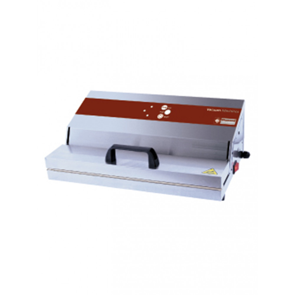 Vacuümmachine - pomp 26 l./min - lasnaad 430 mm - RVS - VAX/45-L - Diamond