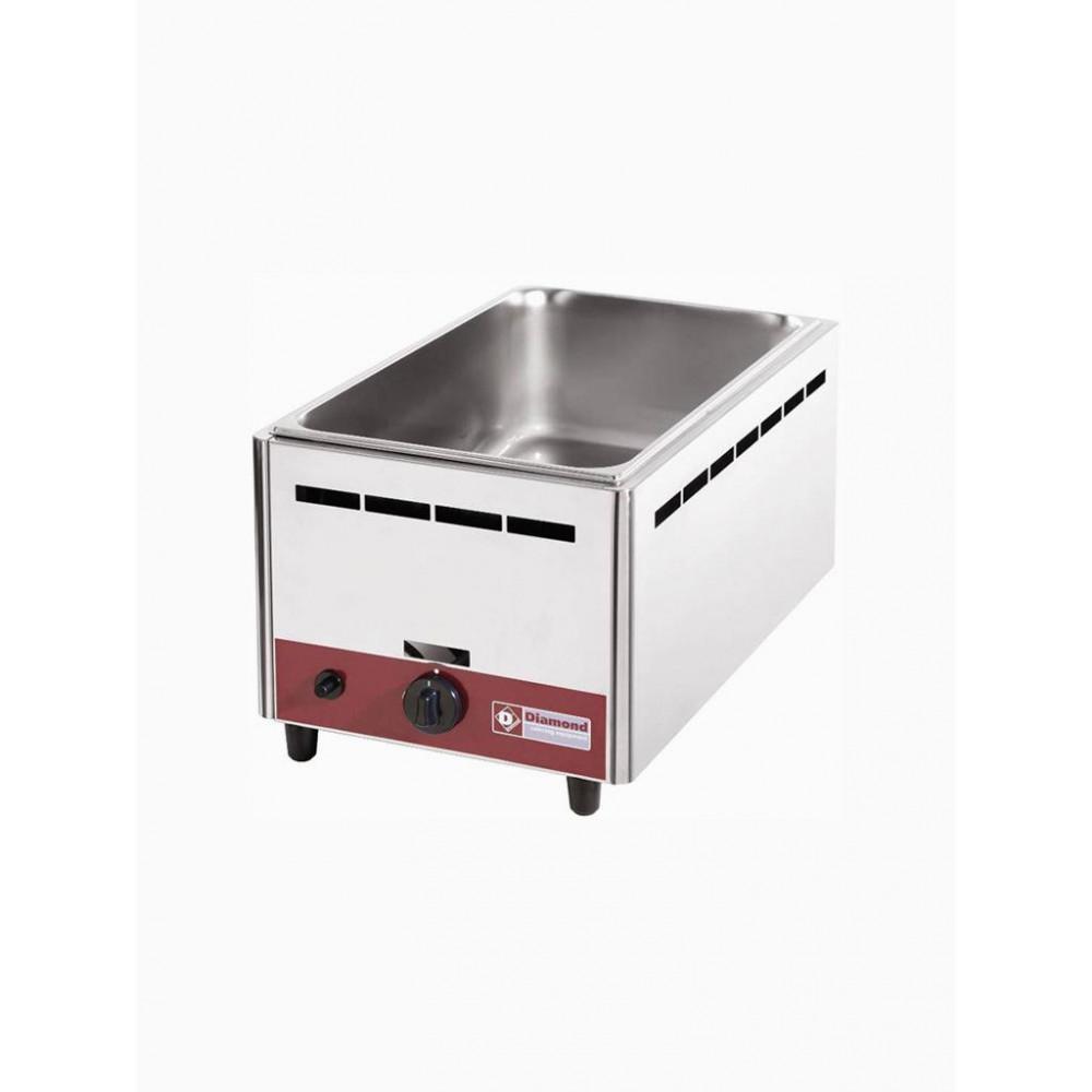 Gas bain marie - Tafelmodel - GN1/1-150 MM - BMG-1/1 - Diamond