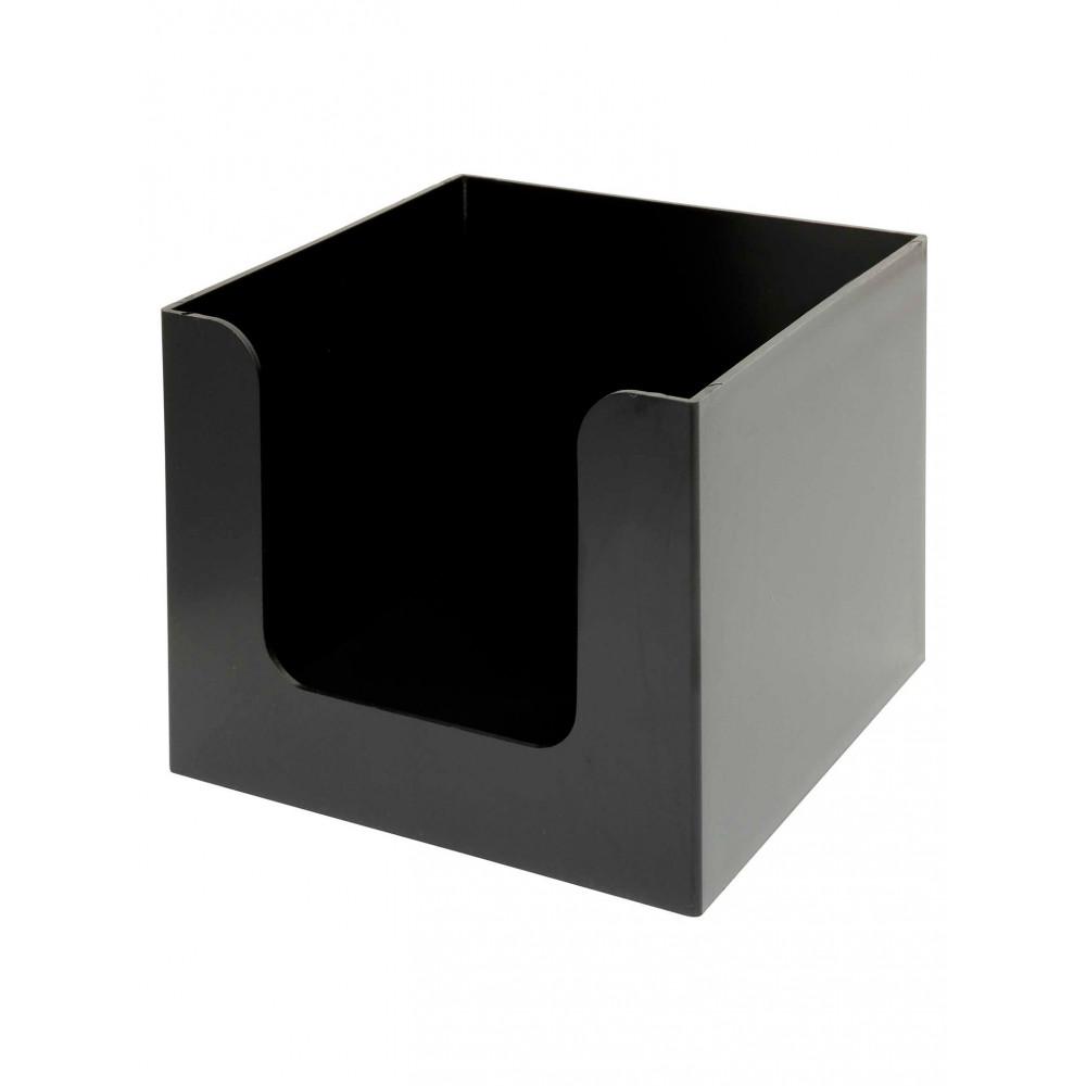 Servethouder - H 10 x 14 x 14 CM - Zwart - Bar Professional - Tools - 531107