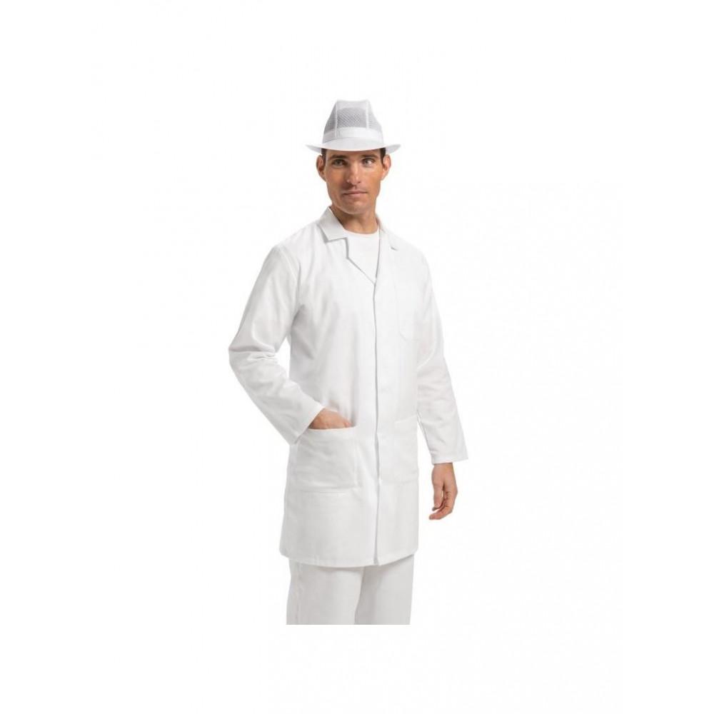 Unisex werkjas - Wit - Whites Chefs Clothing