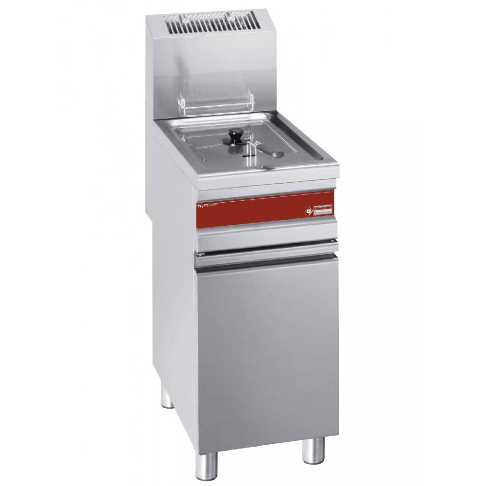 Gasfriteuse - Fryers Line - 15 liter - Op kast - F15G/M - Diamond