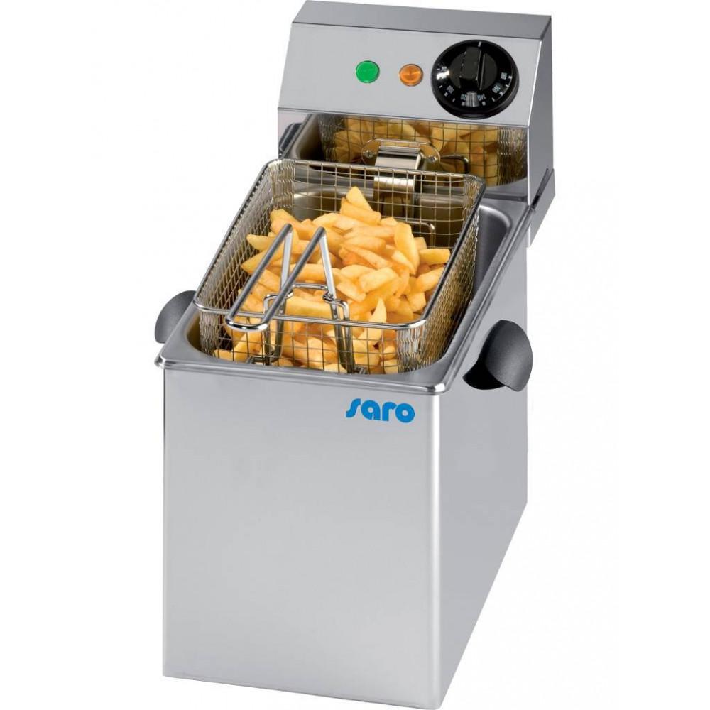 Friteuse - 1 x 4 Liter - Saro - 172-2030