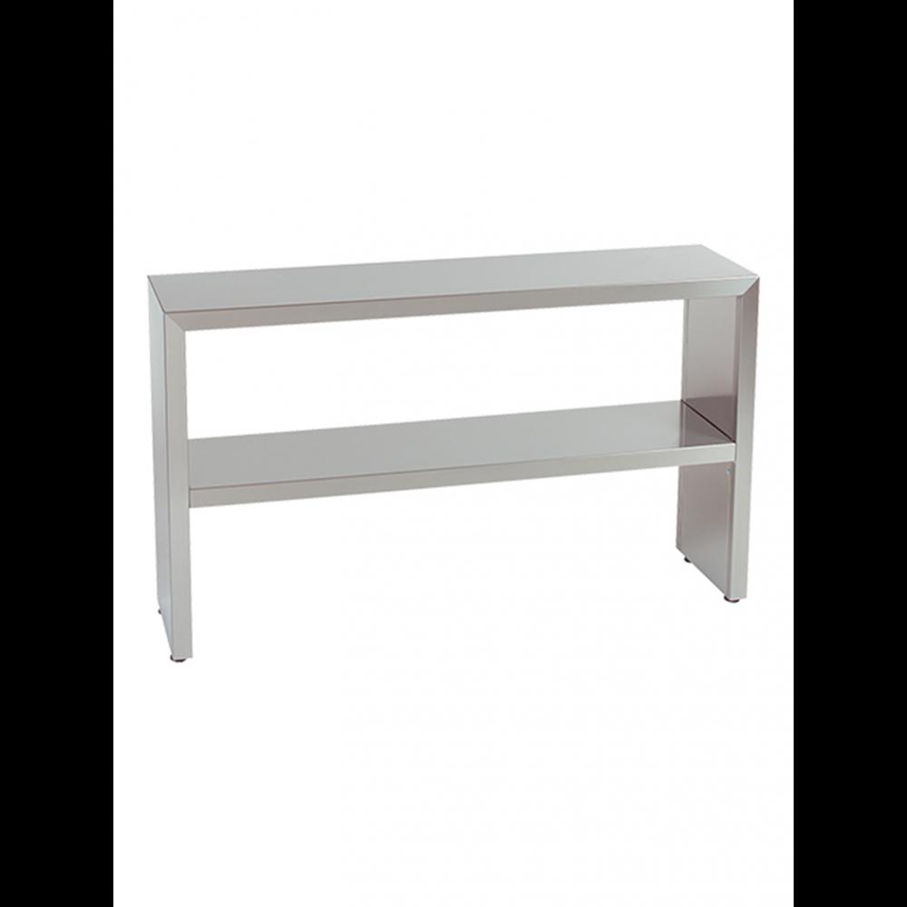 Plank standaard - 120 cm - RVS - Multinox - 317072