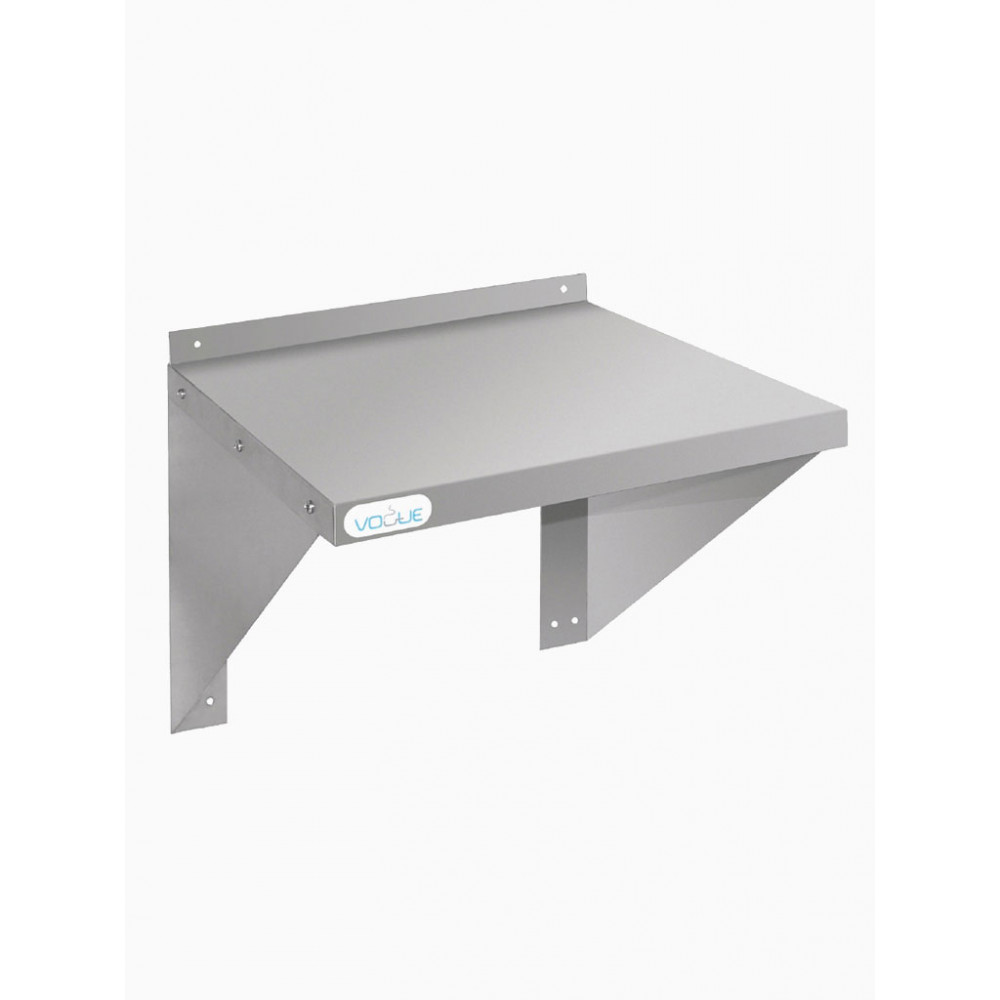 RVS oven of magnetron wandplank 56x46cm - CD550 - Vogue