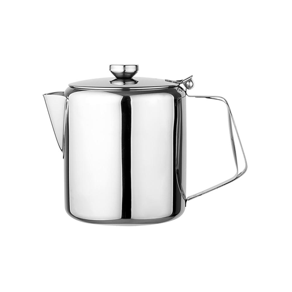Koffiepot - H 15 CM - 0.4 KG - Ø12 CM - RVS - 1.5 Liter - 861010