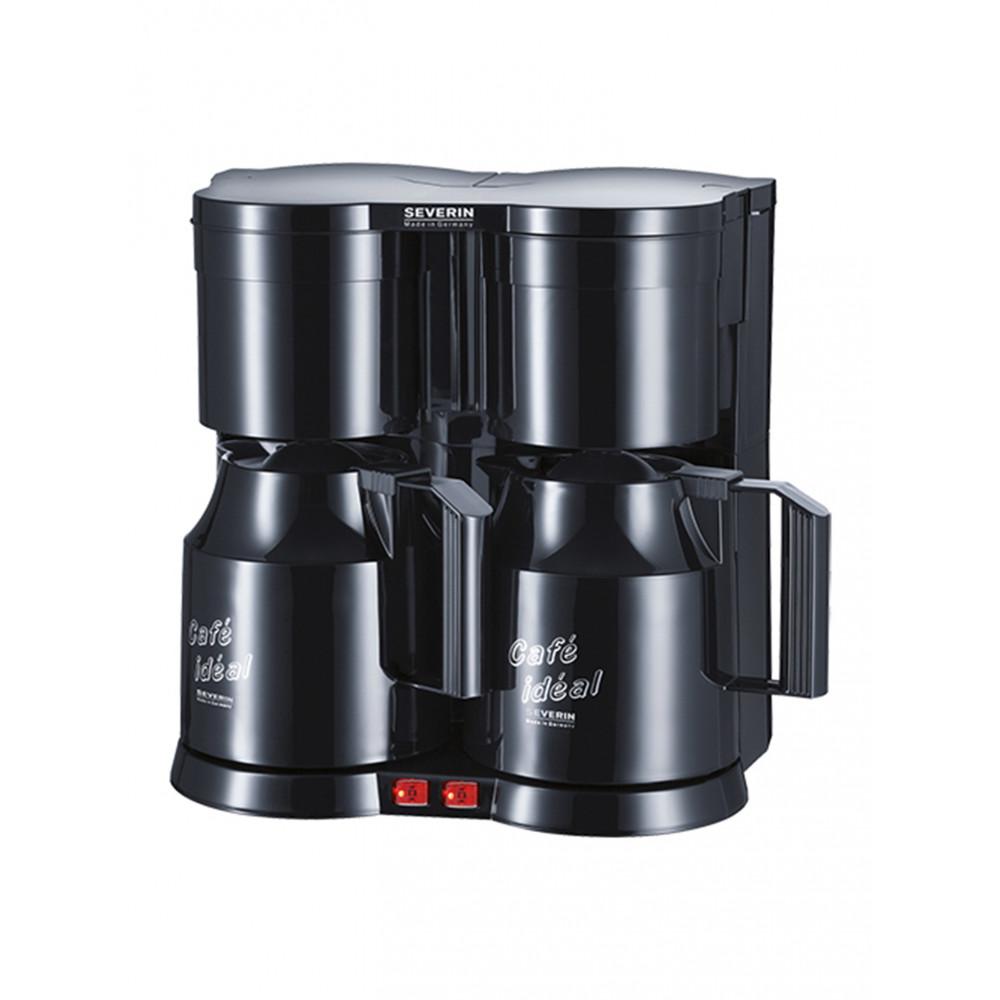 Koffiezetapparaat - 2 Kannen - Severin Thermo - 910016