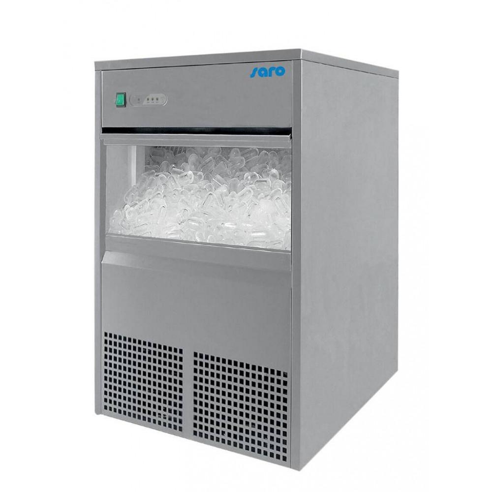 Ijsblokjesmachine - Holle ijsblokjes - 40 kg / 24u - Saro - 325-1010