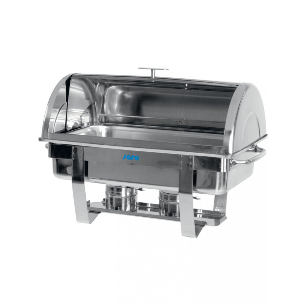 Chafing Dish - Rolltop - 1/1GN - Saro - 213-4070