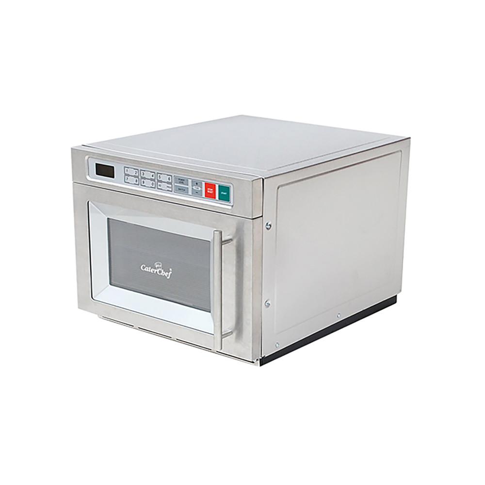 Magnetron - H 40.5 x 49 x 63.7 CM - 34 KG - 220 - 240 V - 2800 W - RVS - 30 Liter - Caterchef