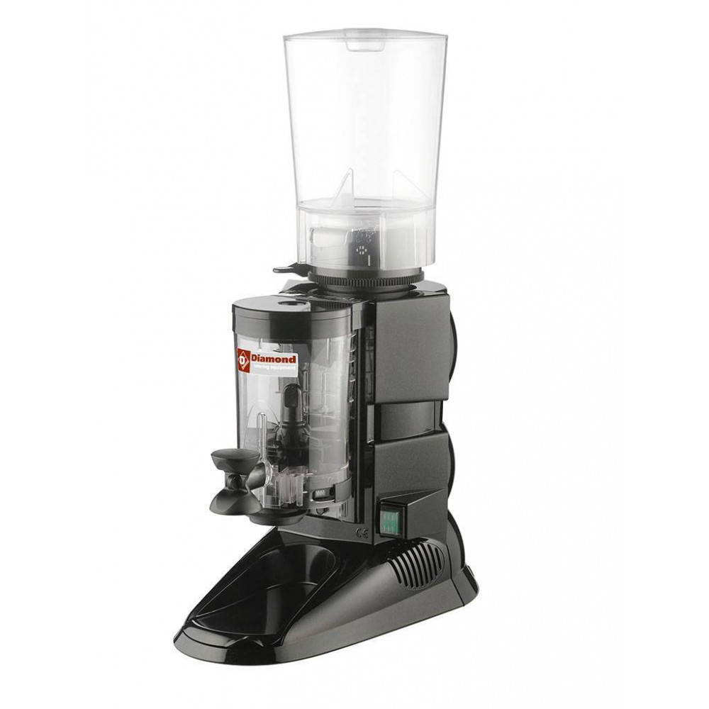 Automatische Koffiemolen - met doseerder - Stille uitvoering - BEL-63/B - Diamond