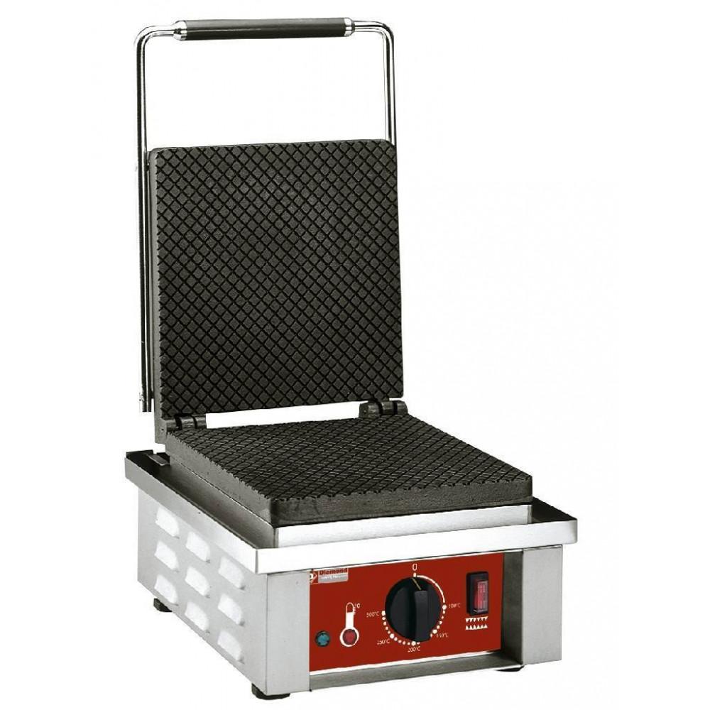 Elektrisch wafelijzer - Voor bladen voor ijshoorntjes - GFC-1G - Diamond
