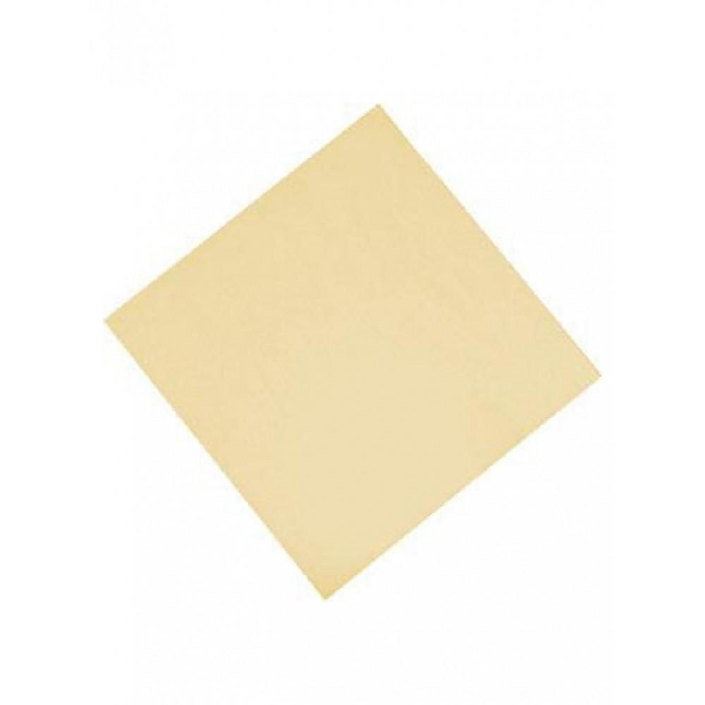 Professionele tissueservetten - Crème - 33x33 cm - CK878