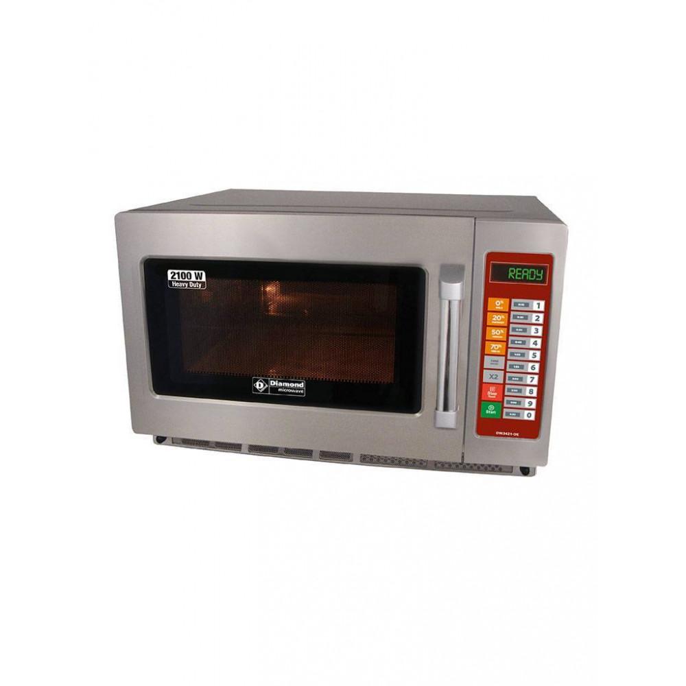 Magnetron Programmeerbaar - 2100W - Pro Duty Line - 2/3 GN - DW3421-DE - Diamond