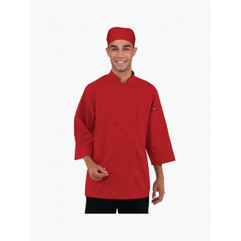 Chef Works rode koksbuizen