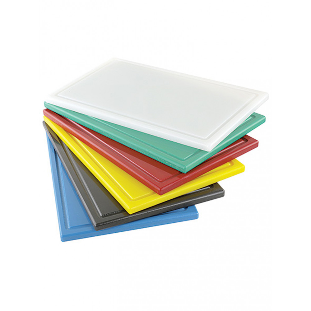 Snijplank - Blauw - 60 x 40 CM - HACCP - Sapgeul - Promoline