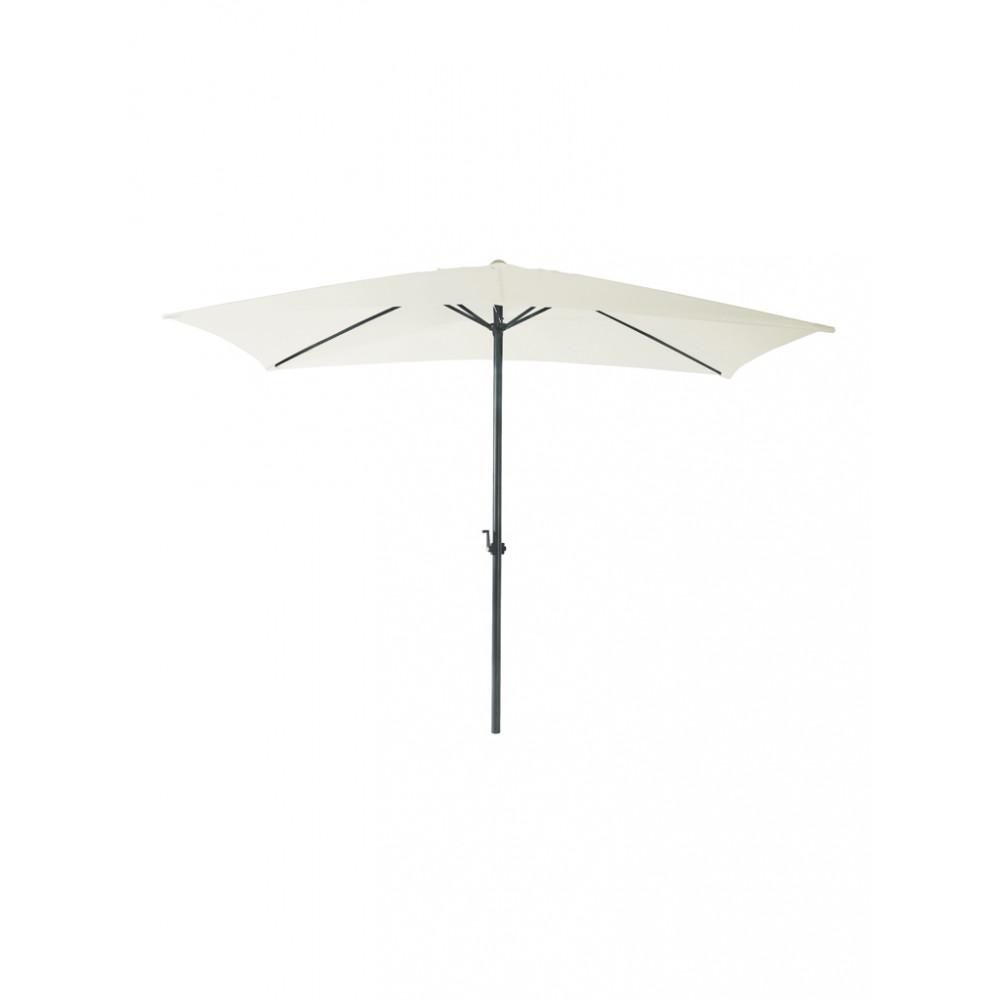Parasol Mambo vierkant - 300x300 cm - Beige