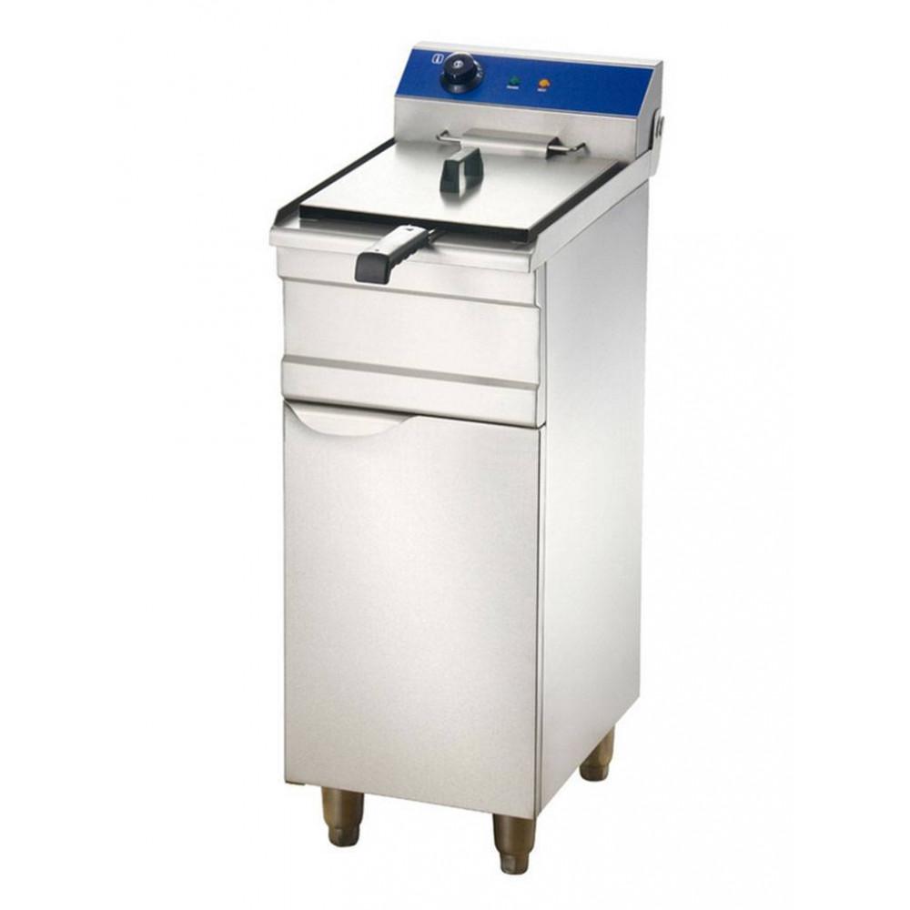 Promoline - 13 liter - 400V - Staandmodel - 058151 - Horeca friteuse