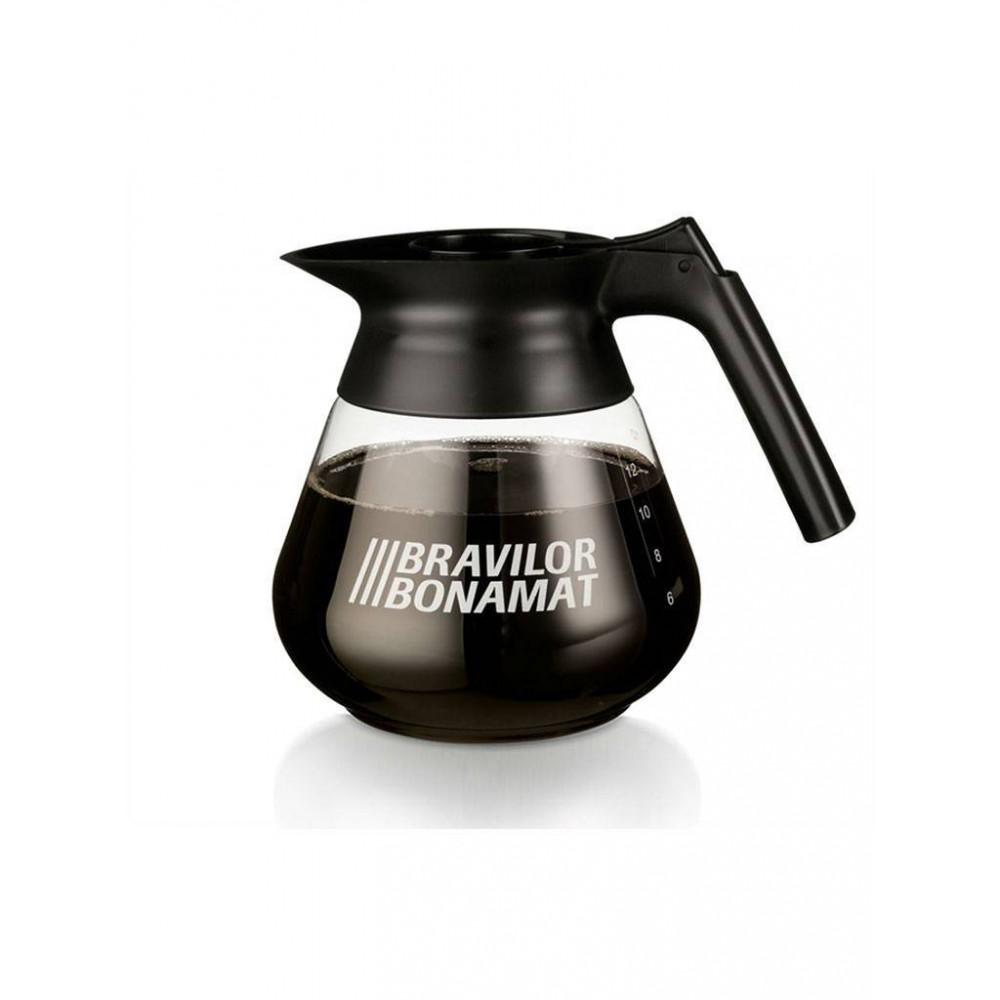 Koffiekan - Glas - 1.7 liter - Bravilor
