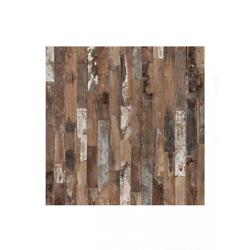 Tafelblad - 60 x 60 cm - Maracaibo Dunkel - Vierkant - Promoline