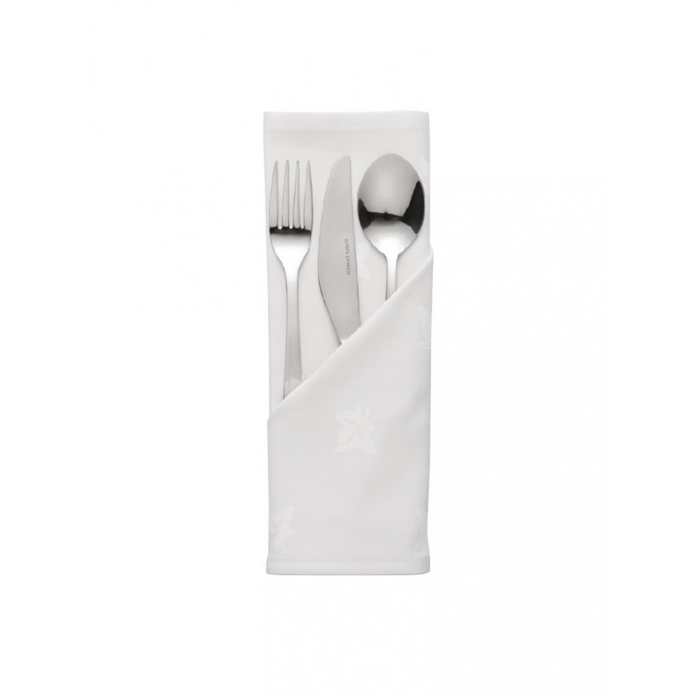 Mitre Luxury Luxor servet wit 45 x 45cm - HB556