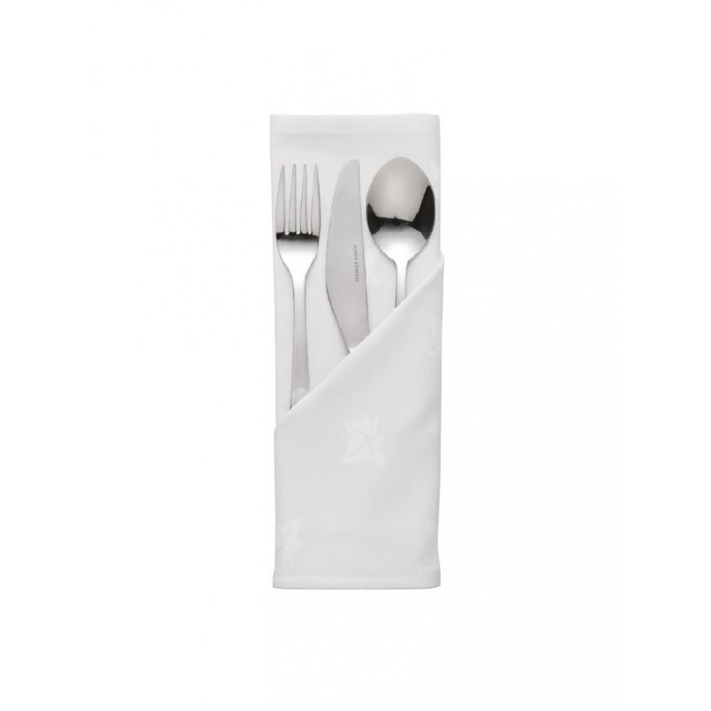 Mitre Luxury Luxor servet wit 55 x 55cm - HB557