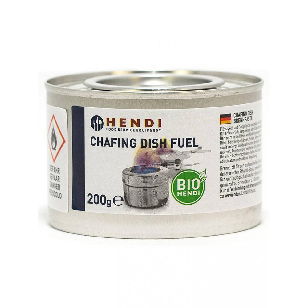 Brandpasta - Chafing Dish - Blik - 24 stuks - Hendi - 194300