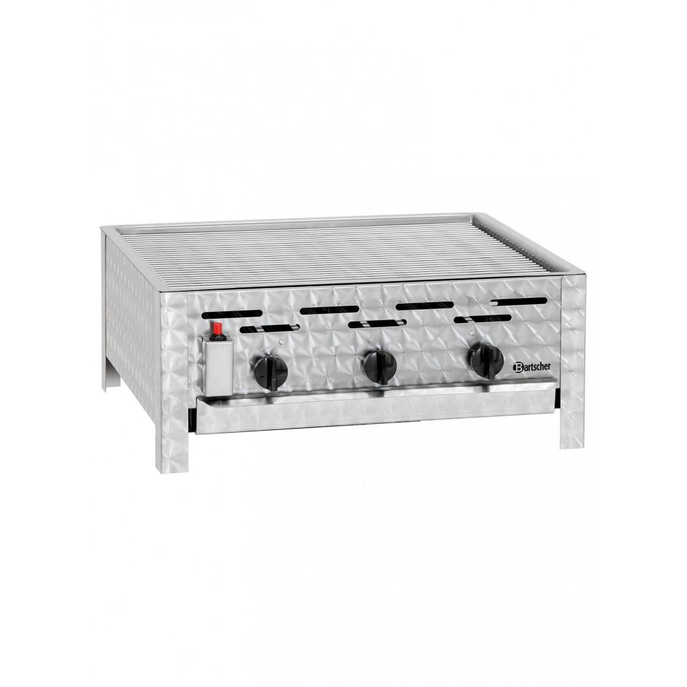 Combigrill - Gas - 3 Pits - Bartscher - 1062303