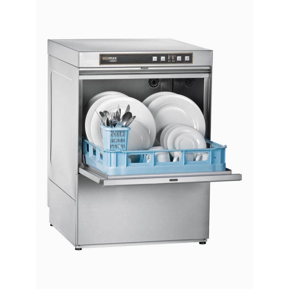 Ecomax Glazenwas-/ Vaatwasmachine Voorlader - Hobart - ECO-F504-S