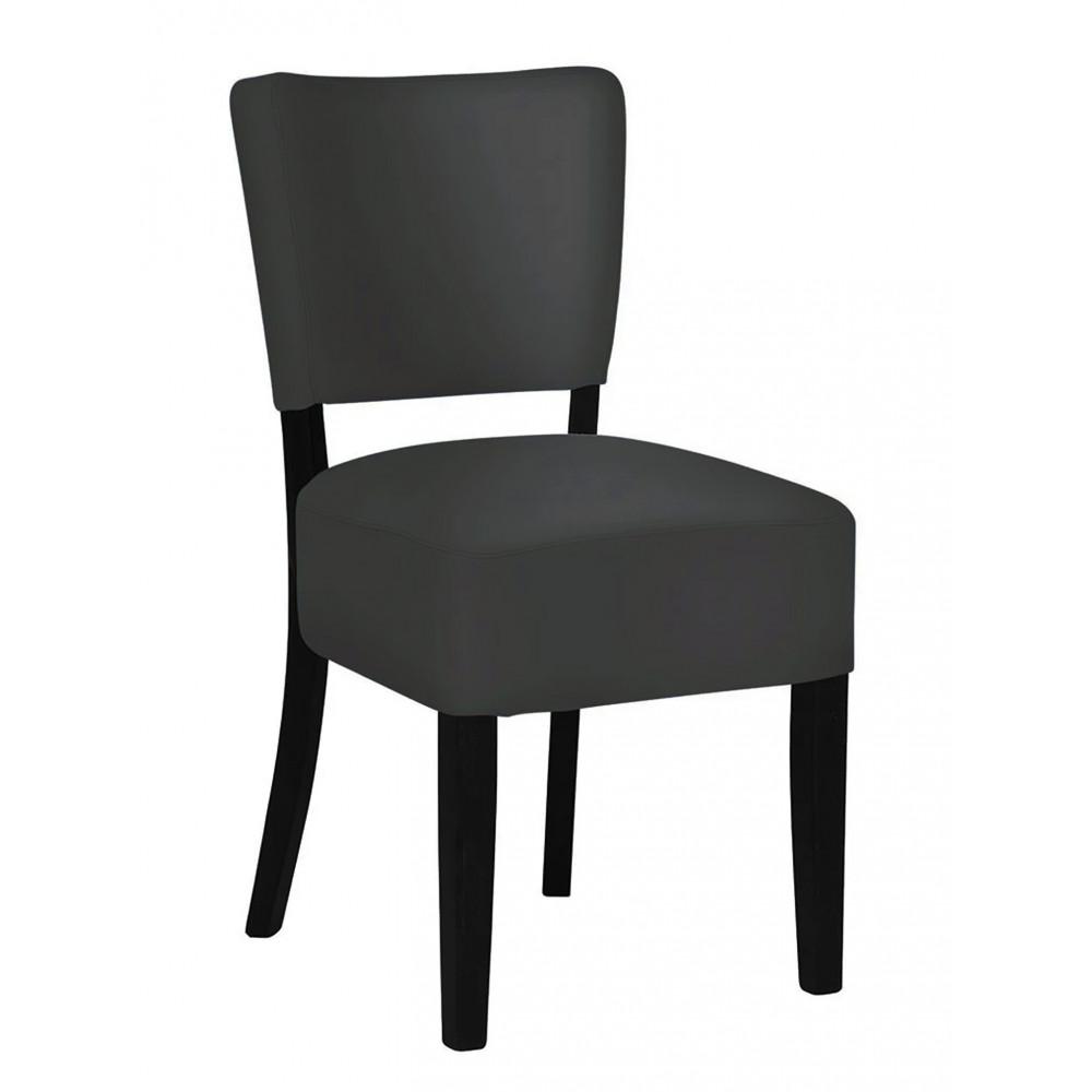 Horeca stoel - Rome - Graphite - Promoline