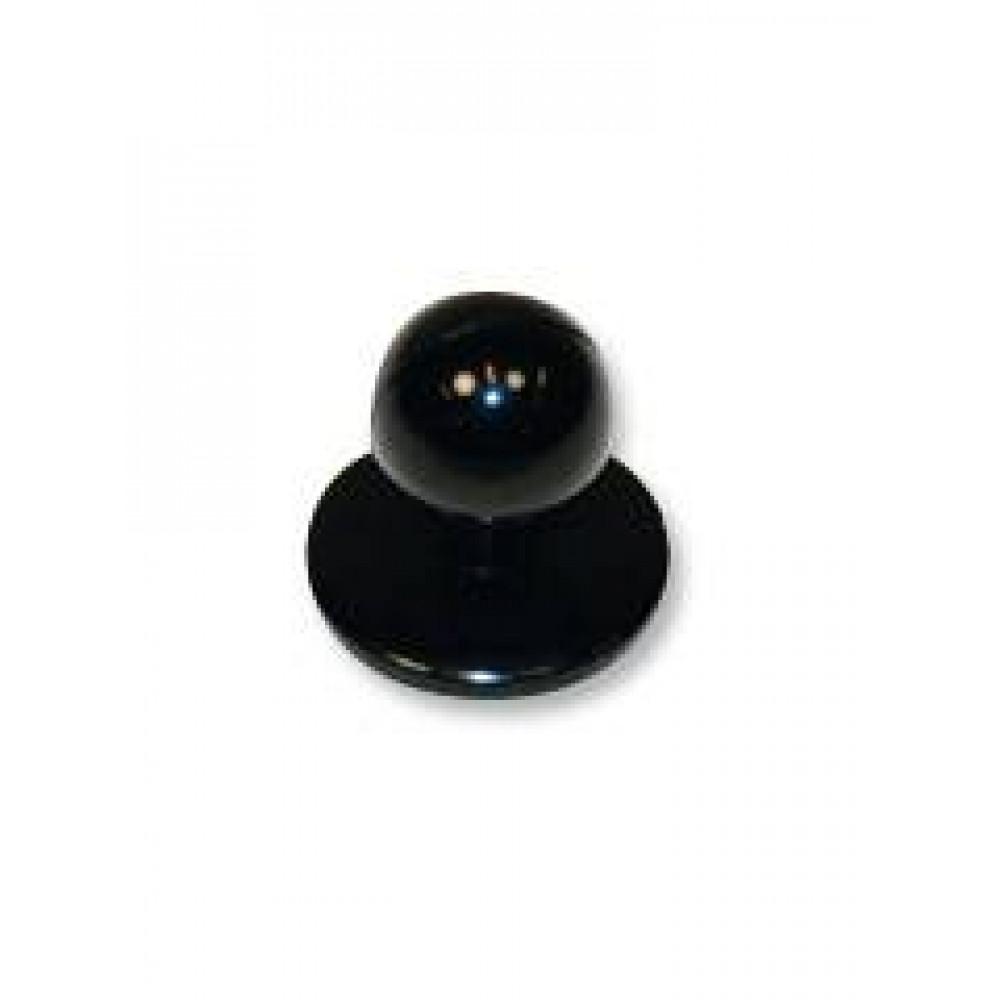 Chaud Devant - Studbuttons Black (20pcs) - Accessoires - Maat 20 pieces