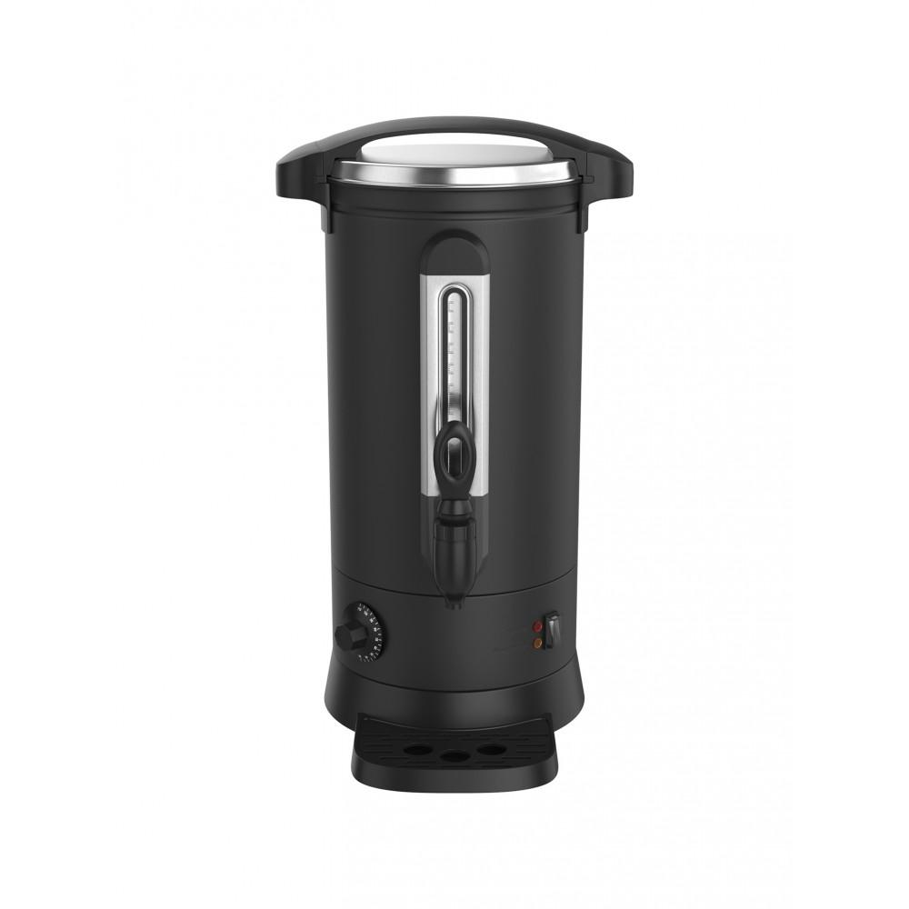 Waterkoker - 6 Liter - Zwart - Pro - Dubbelwandig - Promoline
