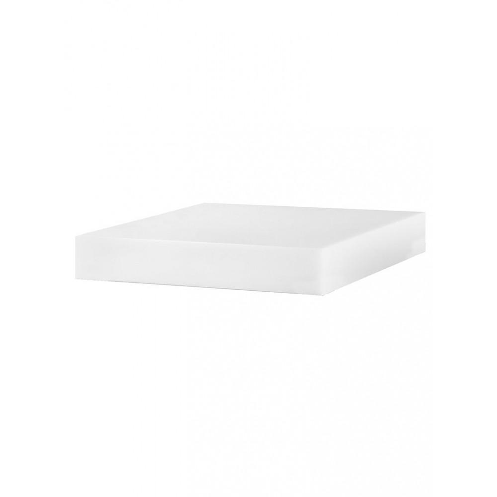 Hakblok - Polyethyleen - 8 cm - Zonder onderstel - Hendi - 505663