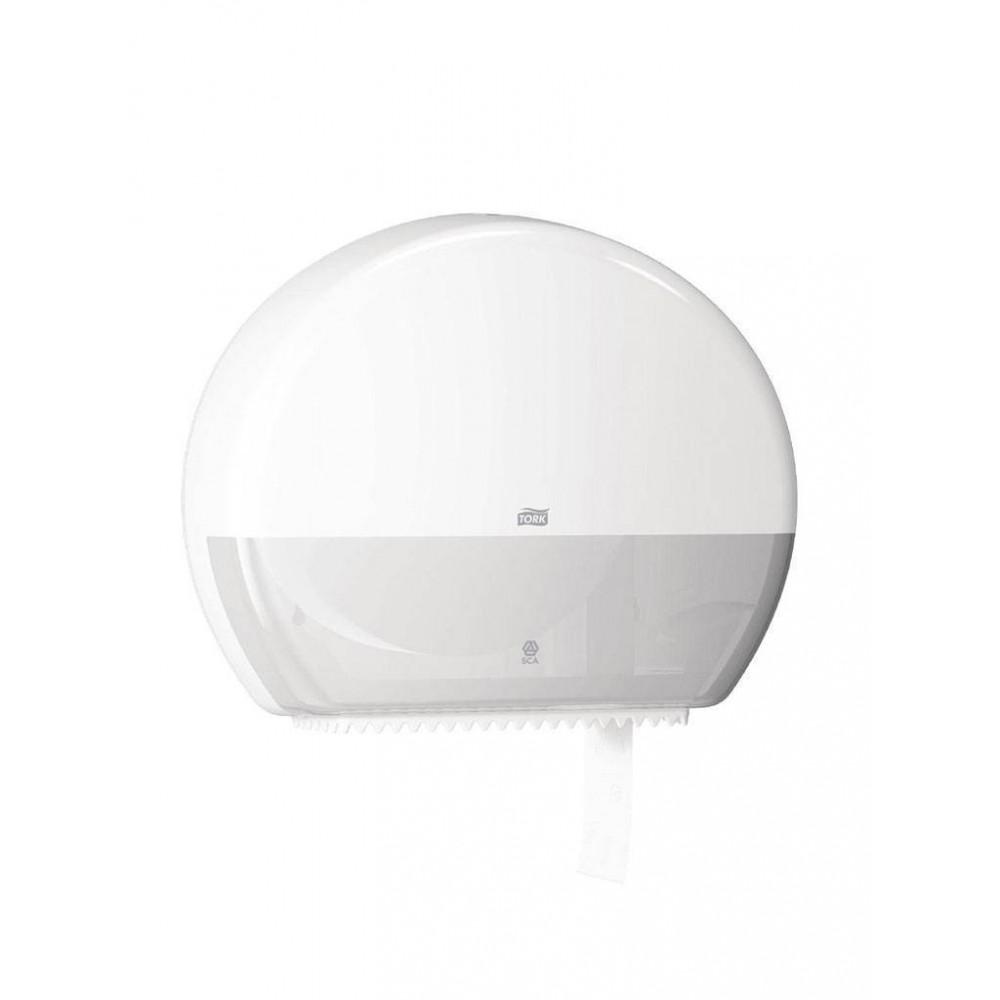 Jumbo toiletroldispenser - wit | Tork