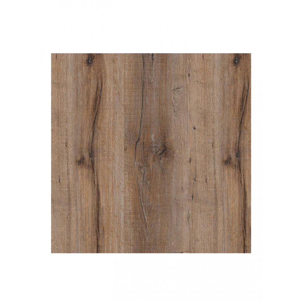 Tafelblad - 60 x 60 cm - Kasteel Eiken Donker - Vierkant - Promoline