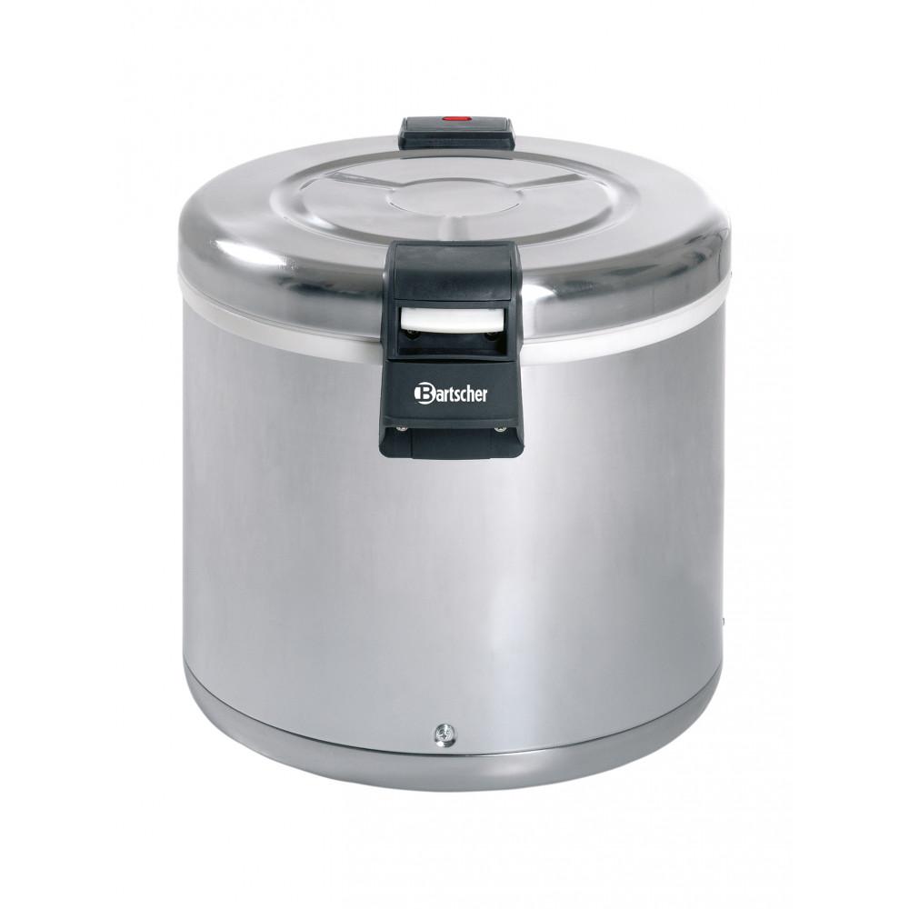 Rijstwarmer - 8.5kg - RVS - Bartscher - A150512