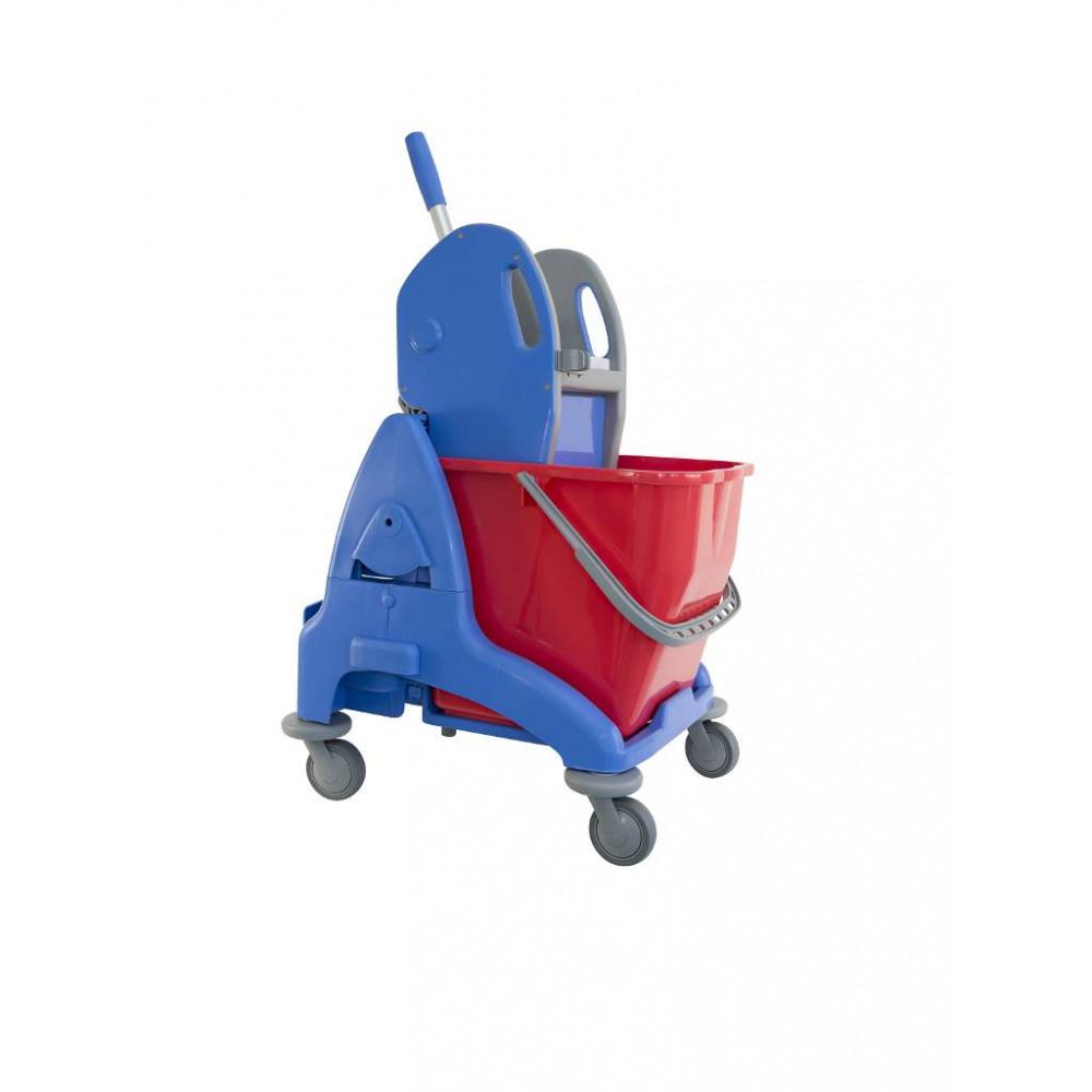 Mopwagen - Kunstrof met Pers - 25 liter - 406055