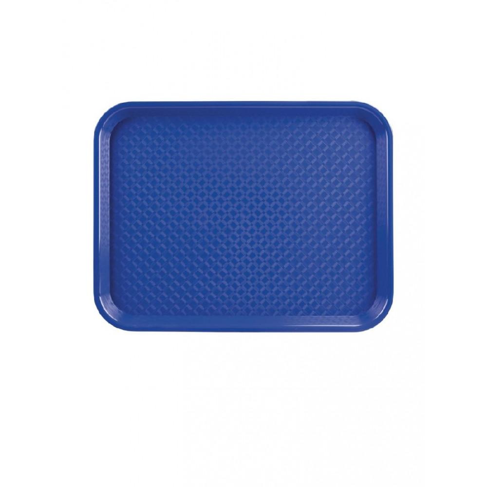 Kristallon dienblad blauw 34,5x26,5cm - DP215