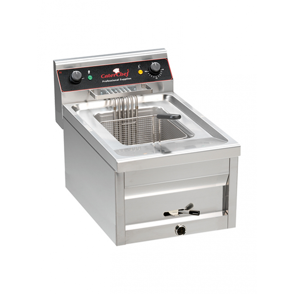 Friteuse - 12 L - CaterChef - 508112