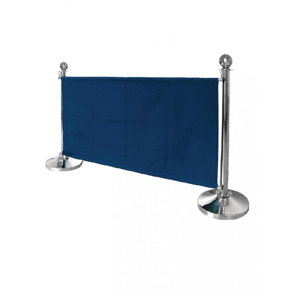 Canvas afzetdoek donkerblauw - DL480 - Bolero