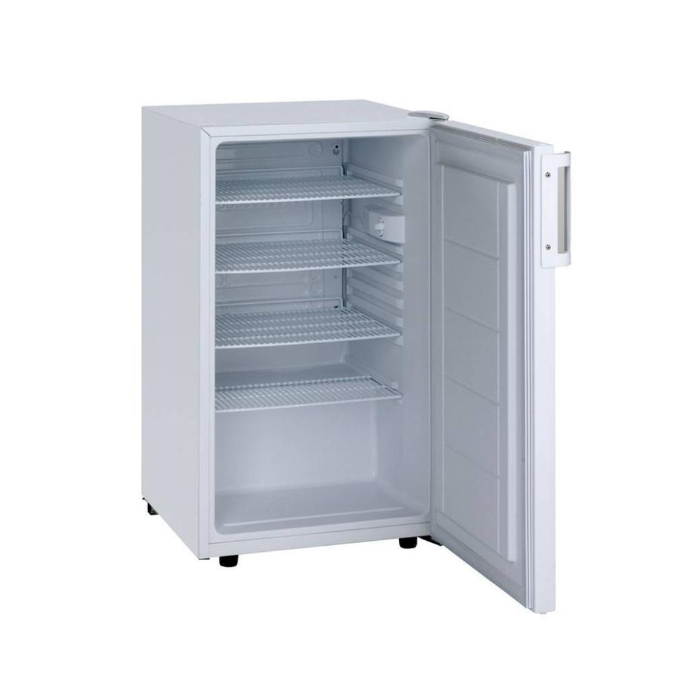 Scancool - 130 Liter - 1 deurs - Wit - Tafelmodel koelkast