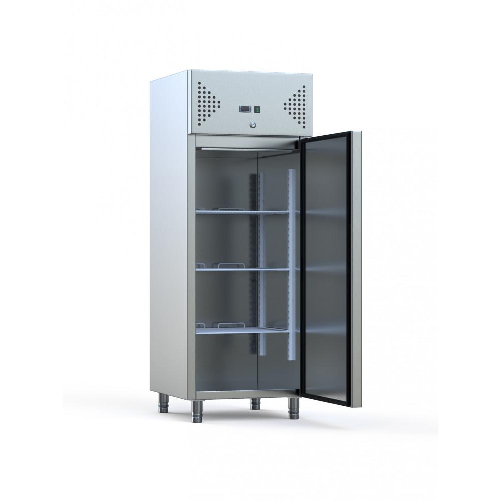 Vrieskast - 2/1 GN - Incl. wielen - 700 Liter - 1 deur - Promoline