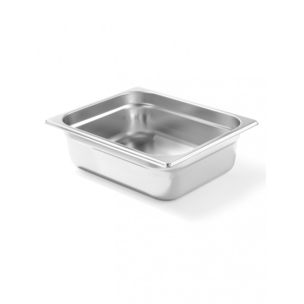 Gastronormbak - 1/2 - RVS - Budget Line