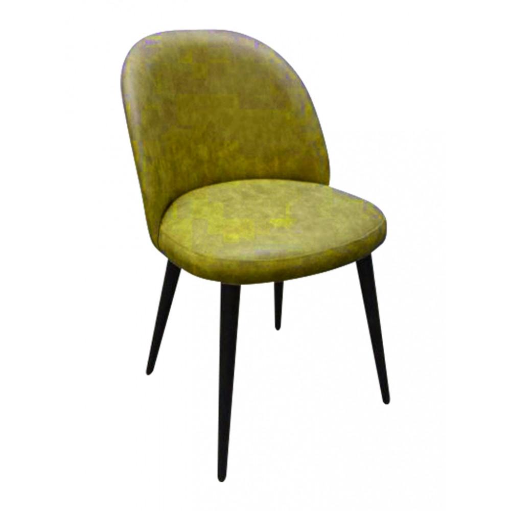 Horeca stoel - Lola - Velvet - Groen