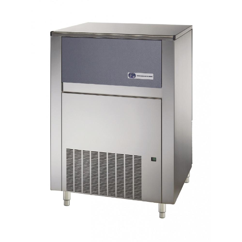 IJsblokjesmachine - 130 kg / 24u - Holle ijsblokjes - Luchtgekoeld - NTF