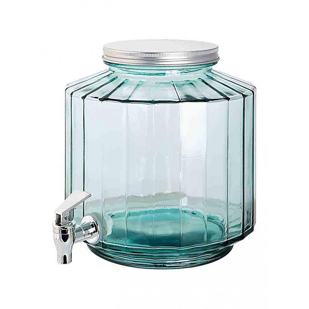Drankcontainer - 6 Liter - Aftapkraan - Recycled - 531446