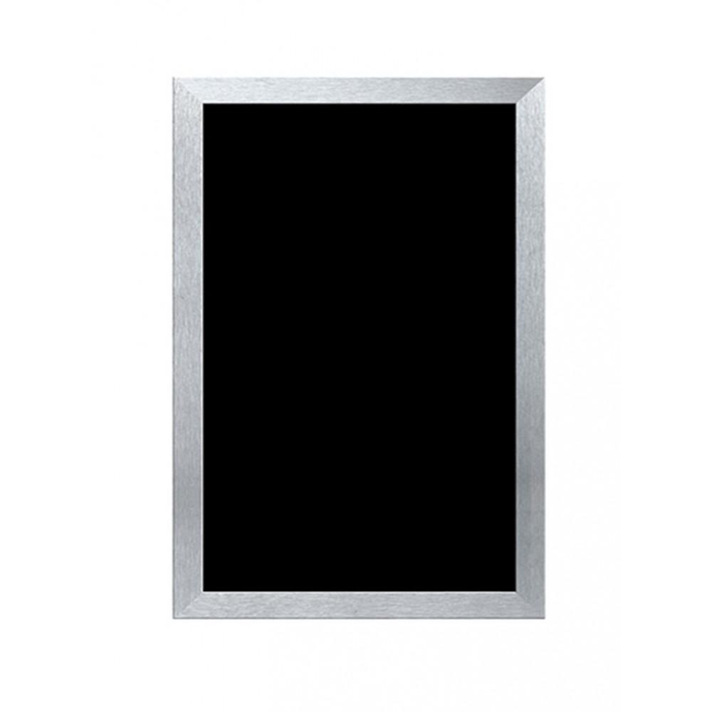 Menu Bord - H 80 x 50 CM - 2.365 KG - pvc - Aluminium - 733008