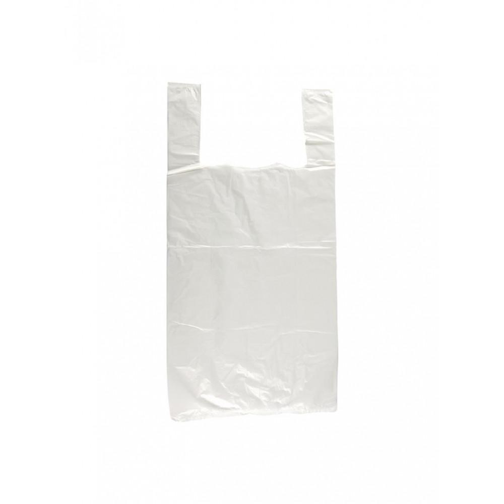 Plastic zakken - Groot - Wit - GG995